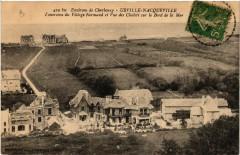 Urville-Nacqueville - Panorama du Village Normand - Urville
