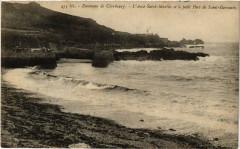 L'Anse Saint-Martin et le petit Port de Saint-Germain - Ger