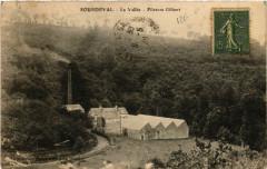 Sourdeval - La Vallée - Filature Gilbert - Sourdeval
