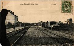 Montmartin-sur-Mer - La Gare - Montmartin-sur-Mer