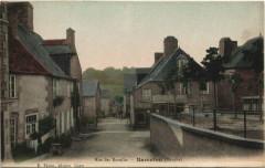 Barenton - Rue des Rouelles - Barenton