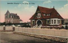 Quineville - Un group des Villas - Quinéville