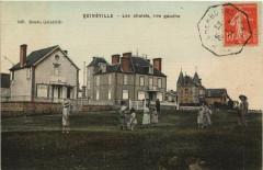 Quineville - les chalets rive gauche - Quinéville