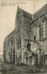 Cerisy-la-Foret - Chapelle de l'Abbe et entrée - Cerisy-la-Forêt