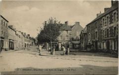 Brehal-le-Haut du bourg - Bréhal