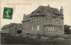 Le Chateau de Surville - Facade Nord-Est - Urville