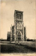 Beauchamps - Eglise - Beauchamps