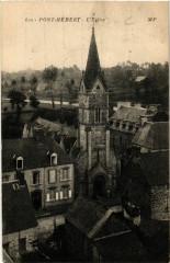 Pont-Hebert - Pont-Hébert - Eglise - Pont-Hébert