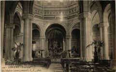 Angers - Intérieur de Eglise Saint-LEONard - Ger