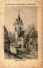 Urville - Eglise d'Urville - Urville