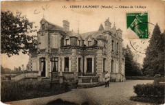 Cerisy-la-Foret - Cérisy-la-Foret - Chateau de l'Abbaye - Cerisy-la-Forêt