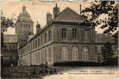 Lessay - Le Chateau - Trés ancienne Abbaye de Benedictins - Lessay
