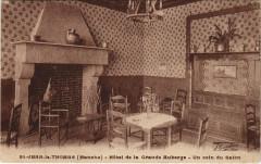 Saint-Jean-le-Thomas - Hotel de la Grande Auberge Salon - Saint-Jean-le-Thomas