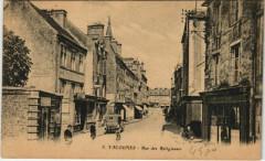 Valognes - Rue des Religieuses - Valognes