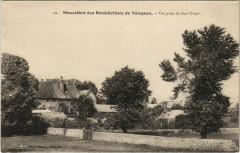 Monastere des Benedictines de Valognes - Vue prise du Sud-Ouest 50 Valognes