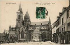 Valognes - Ensemble de l'Eglise 50 Valognes