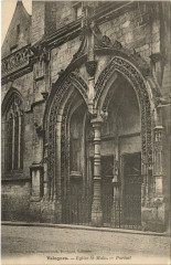 Valognes - Eglise Saint-Malo 50 Valognes