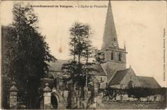 Arr. de Valognes - L'Eglise de Picauville 50 Valognes