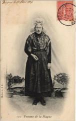Femme de la Hague - La Hague