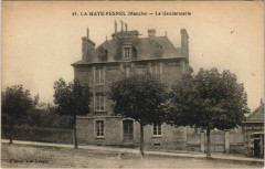 La Haye-Pesnel - Le Gendarmerie - La Haye-Pesnel