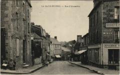 La Haye-Pesnel - Rue d'Avranches - La Haye-Pesnel