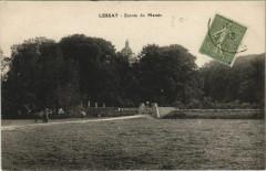 Lessay - Entrée du Marais - Lessay