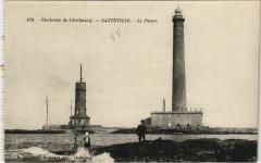 Gatteville - Le Phare - Gatteville-le-Phare