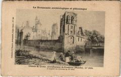 Chateau de Gratot Arr. de Coutances - Gratot