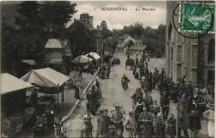 Sourdeval Le Marché - Sourdeval