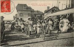 Saint-Pair-sur-Mer La terrasse du Casino Fete des Fleurs - Saint-Pair-sur-Mer