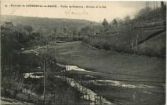 Sourdeval la Barre-Vallée de Brouains-Riviere de la Sée - Sourdeval