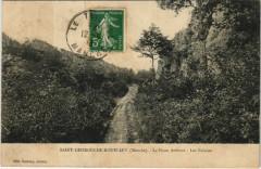 Saint-Georges de Rouelley-La Fosse Arthour-Les Falaises - Saint-Georges-de-Rouelley