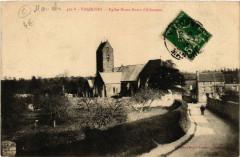 Valognes - Eglise Notre-Dame d'Alleaume 50 Valognes