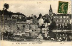 Pont-Hébert - Vue prise du Lavoir - Pont-Hébert