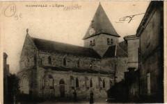 Magneville - L'Eglise - Magneville