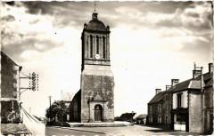 Montmartin-sur-Mer (Manche) - L'Eglise - Montmartin-sur-Mer