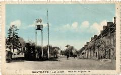 Montmartin-sur-Mer - Rue de Regneville - Montmartin-sur-Mer