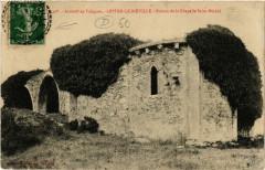 Arrondt de Valognes -Lestre-Quinéville-Ruines de la Chapelle Saint 50 Valognes