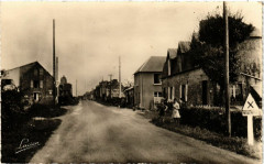 Villebaudon (Manche) - Route de Villedieu - Villebaudon