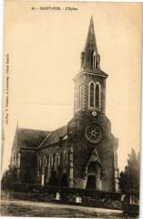 Saint-Pois - L'Eglise - Saint-Pois