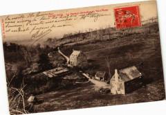 Saint-Pois - Le Paysage champetre du Val-d'Enfer - Saint-Pois