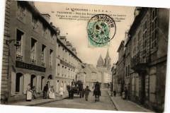 La Normandie - La C.P.A.' - Valognes - Rue des Religiens - Hotel.. 50 Valognes
