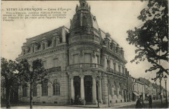 Vitry-le-Francois Caisse - Vitry-le-François