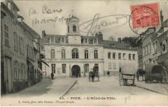 Poix L'Hotel-de-Ville - Poix