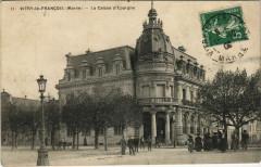 Vitry-le-Francois La Caisse - Vitry-le-François