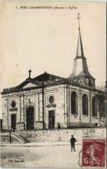 Fere-Champenoise - Eglise - Fère-Champenoise