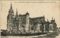 Chalons-sur-Marne - Notre Dame de L'Epine Eglise remarquable - L'Épine