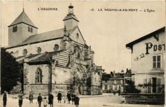 La Neuville-au-Pont Eglise - La Neuville-au-Pont