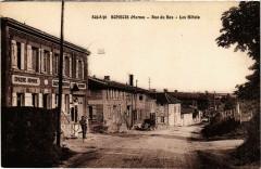Somsois Rue du Bas Les Hotels - Somsois