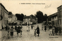 Somme-Suippes Toure de Somme-Tourbe - Somme-Tourbe